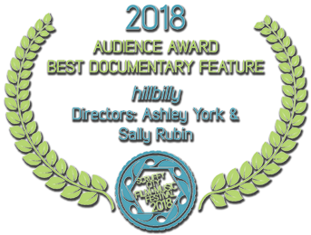 WINNER of the 2018 Audience Award, Documentary Feature at the Scruffy City Film & Music Festival